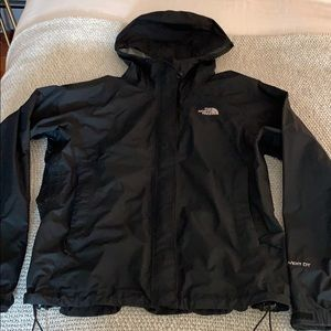 Women's North Face Rain Jacket Small